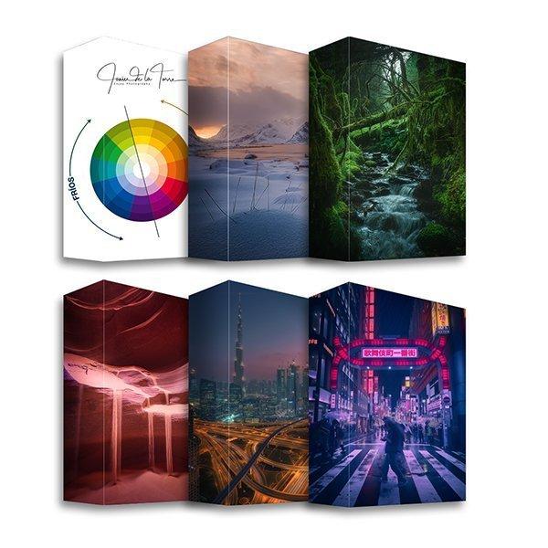 Caja de Venta - Teoria del Color