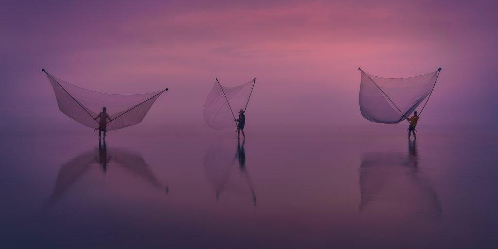 Bac Lieu Fishermen
