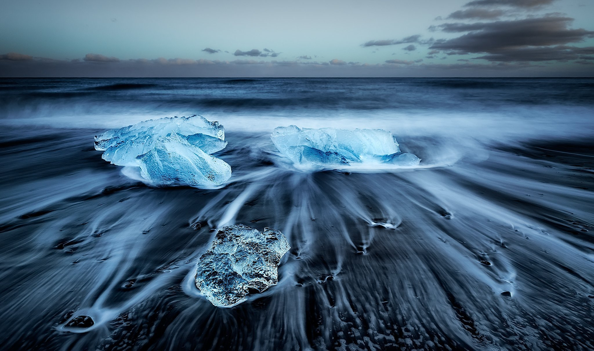 Jokulsarlon Diamonds I