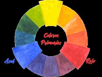 teoria de colores - colores primarios