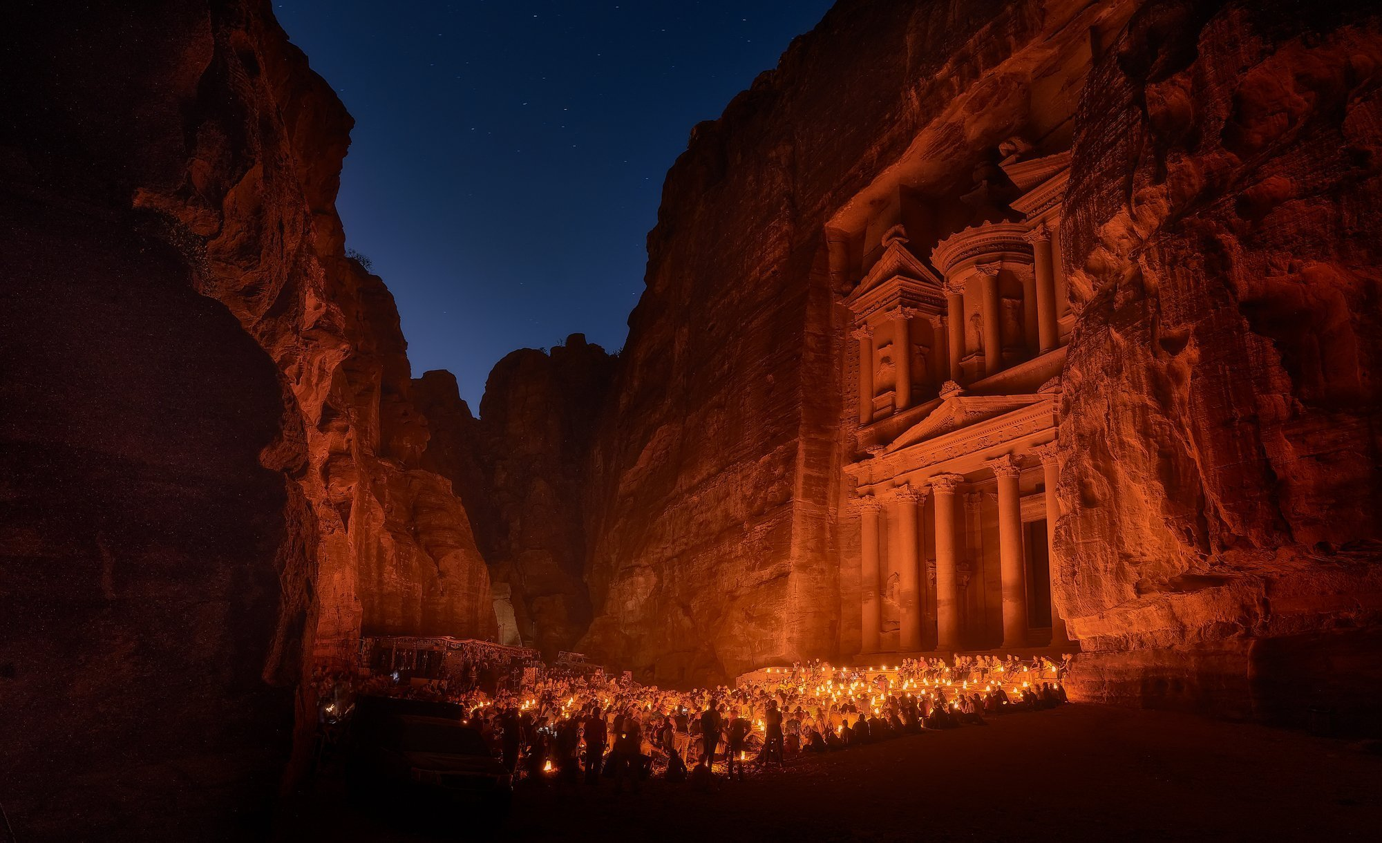 Petra by Night III