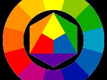 teoria de color colores primarios secundarios terciarios