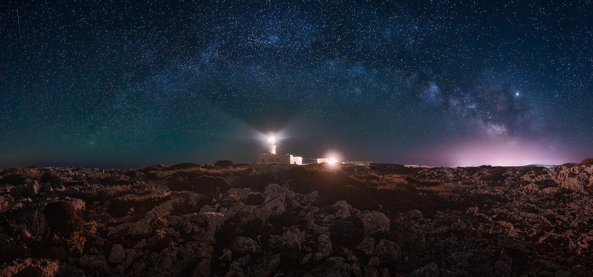 Caballeria Lighthouse Despues