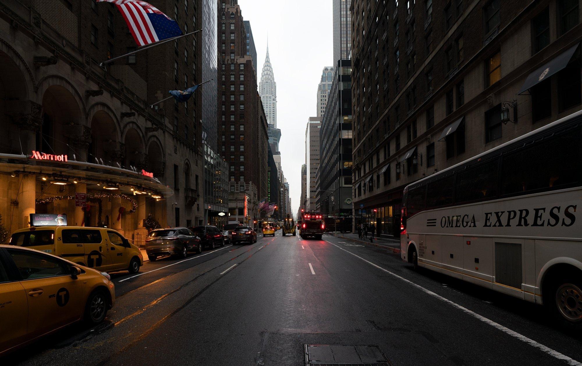Good Morning NY Antes
