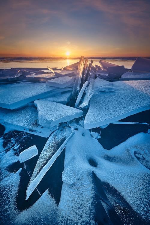 Sunrising Baikal Despues Small