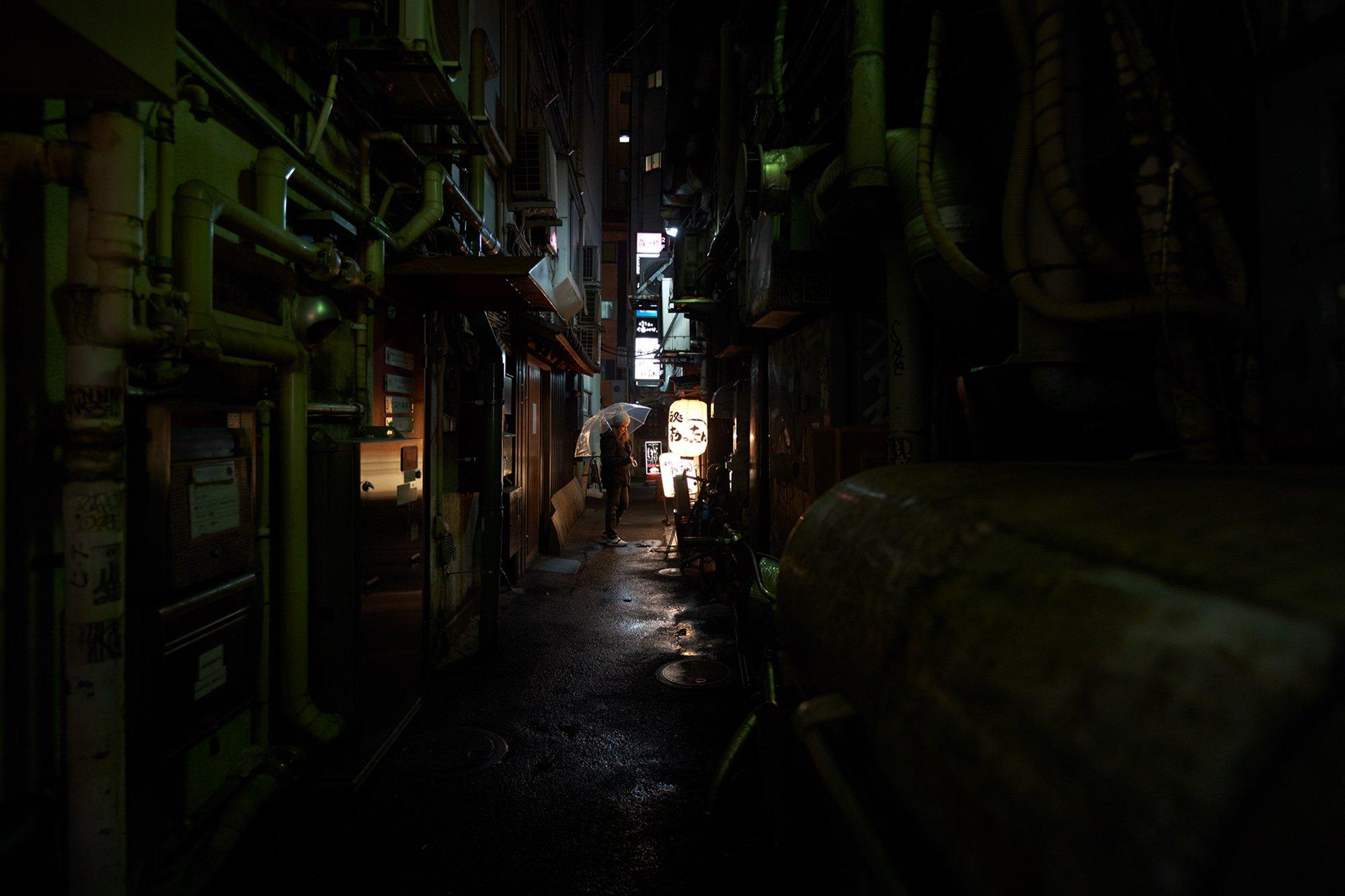 The Secret Alley Antes