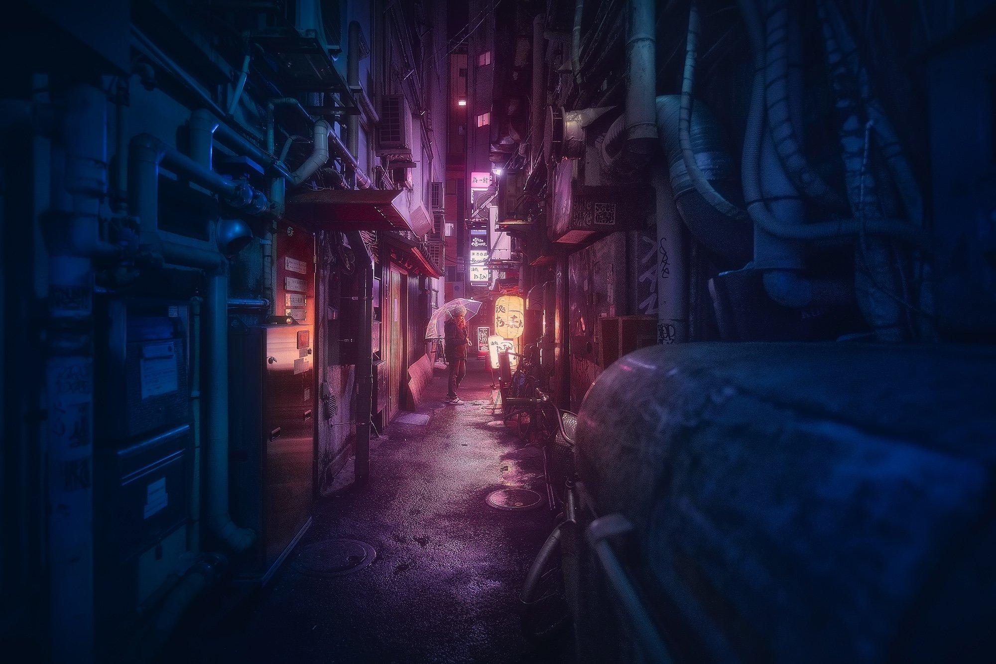 The Secret Alley Despues