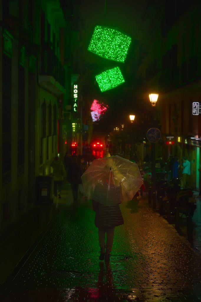 Madrid Neon Noir IV