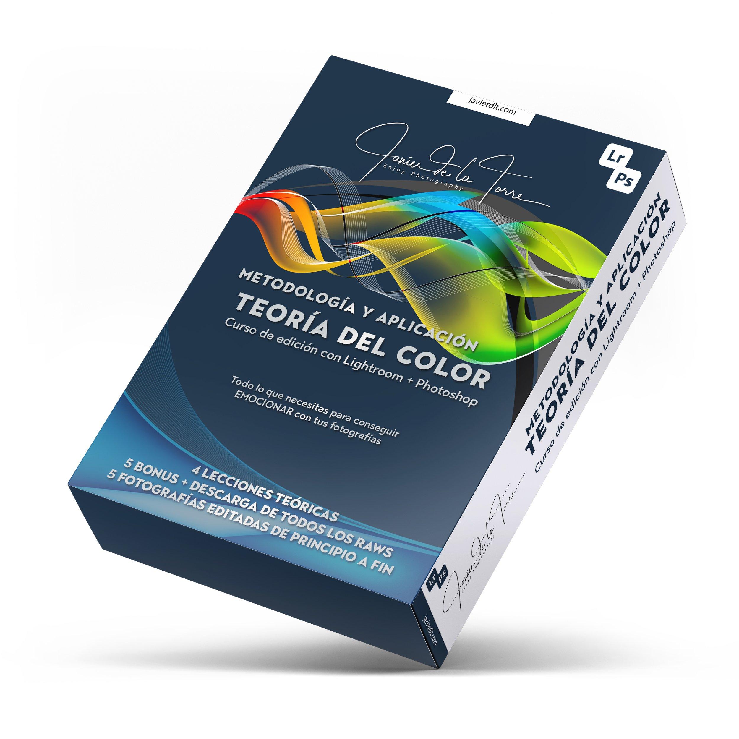 Caja de Venta Teoria del Color