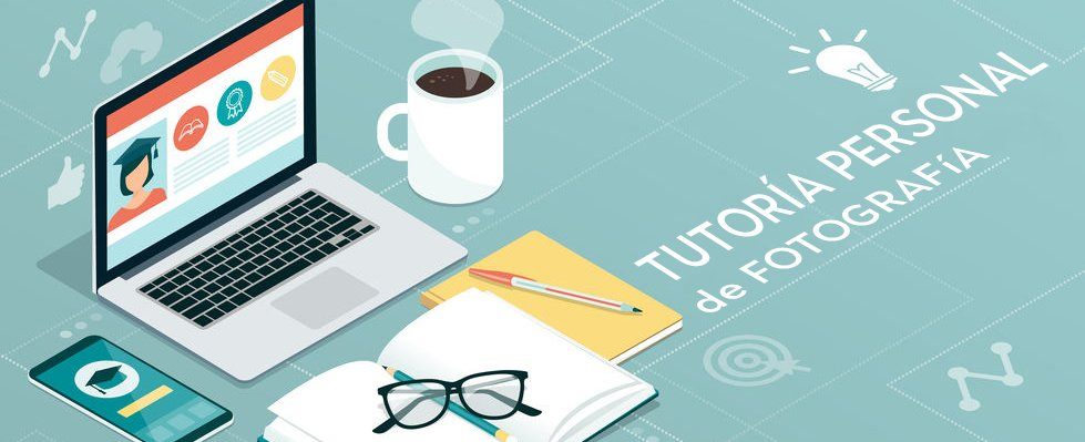 E-learning platform and online courses on a laptop and smartphone: innovative education concept
