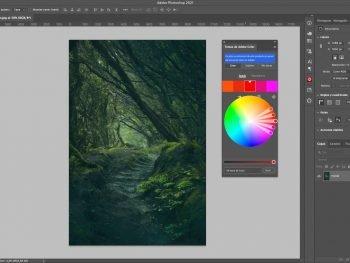 Desaparece Temas de Adobe Color