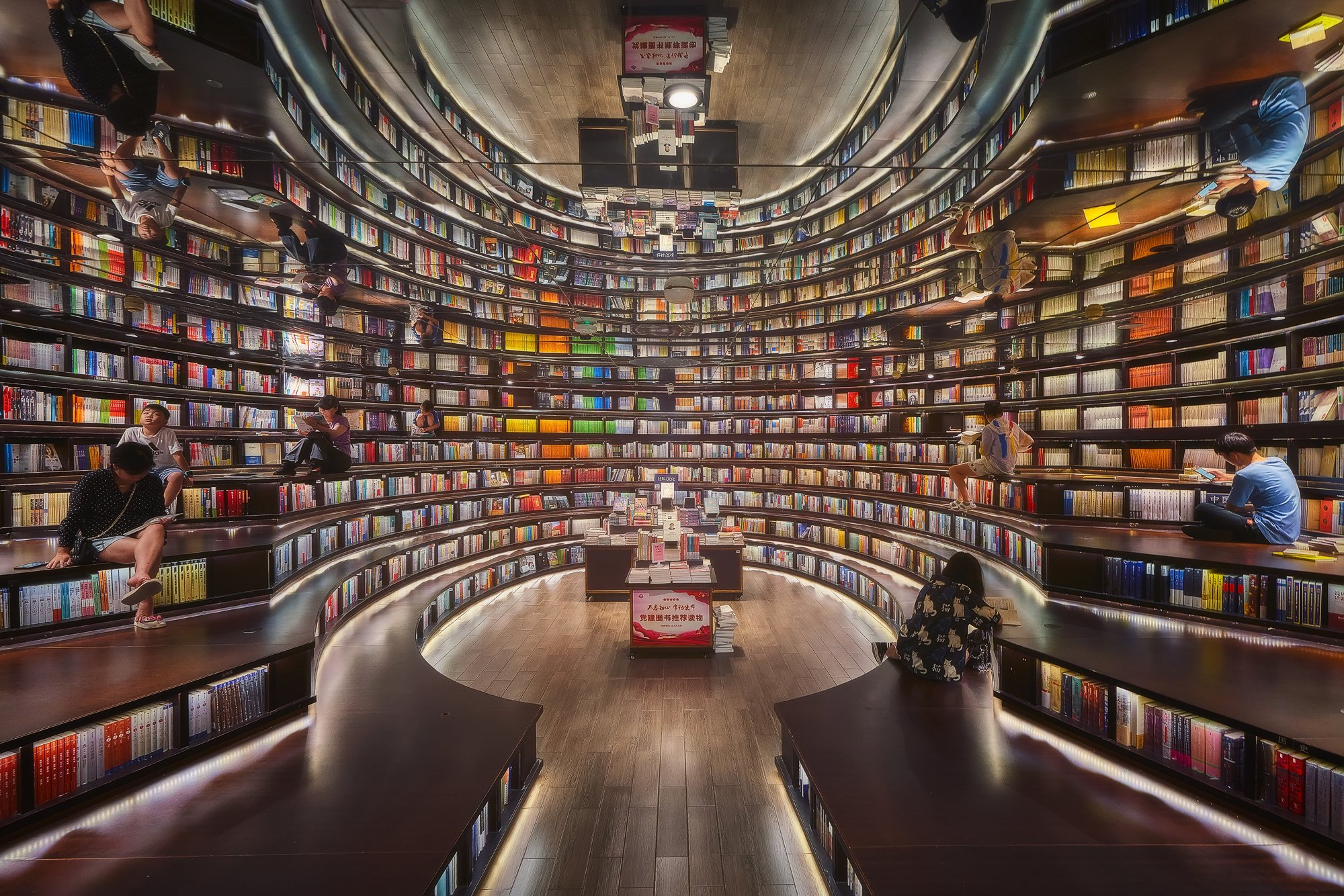 Mirrored Library